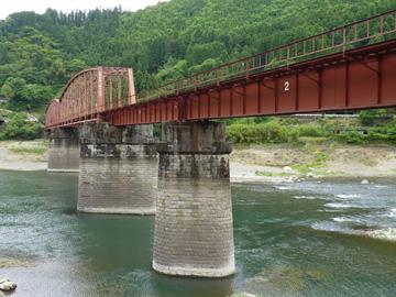 球磨 川 第 一 橋梁